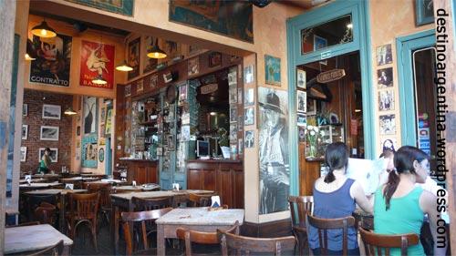 Cafe am Plaza Dorrengo San Telmo Buenos Aires