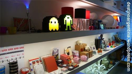 Design-Shop in Palermo-Soho Buenos Aires