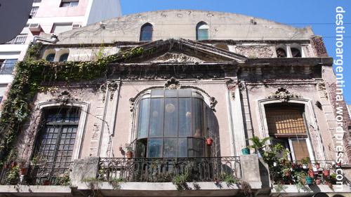 Ein zauberhaftes Haus in San Telmo Buenos Aires