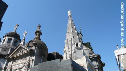 Friedhof in Ricoleta Buenos Aires 1