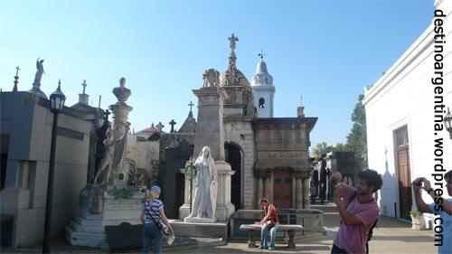 Friedhof in Ricoleta Buenos Aires 2