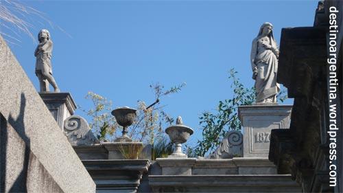 Friedhof in Ricoleta Buenos Aires 3