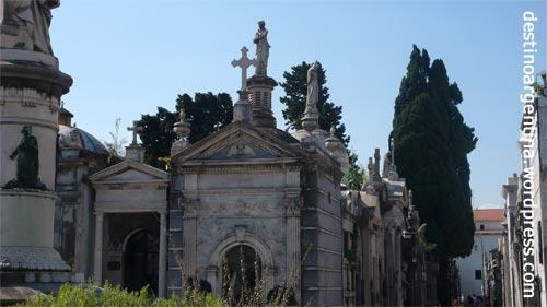Friedhof in Ricoleta Buenos Aires 5