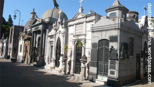 Friedhof in Ricoleta Buenos Aires 9