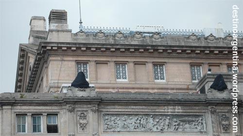 Das Teatro Colón in Buenos Aires Argentinien