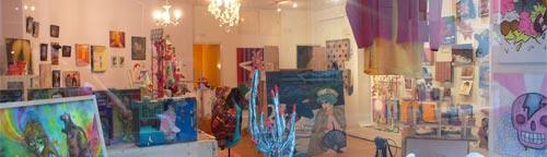 Temporary Art Shop Tanto Deseo Manserrat Buenos Aires