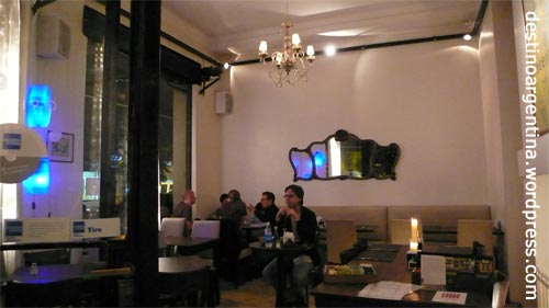 Eckcafé \