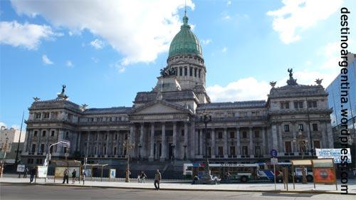 Congreso de la Nación Argentina in Buenos Aires