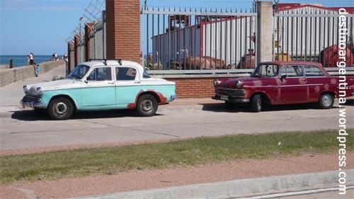 Oldtimer gibt es in Montevideo viele