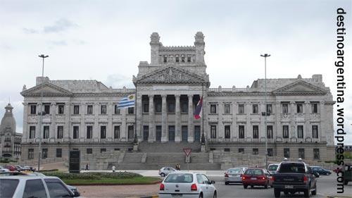 Regierungspalast Casa de la Moneda in Montevideo Uruguay