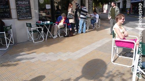 Vorm Café Origen in San Telmo Buenos Aires