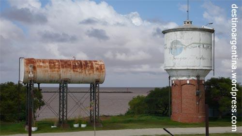 Wasserturm am Río de la Plata in Colonia del Sacramento in Uruguay