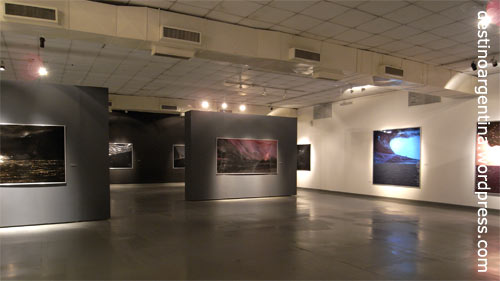 Annäherungen/Aproximaciones von Jacques Bedel im MNBA Buenos Aires