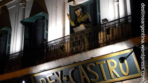 """Bar """"Rey Castro"""" in San Telmo in Buenos Aires"""
