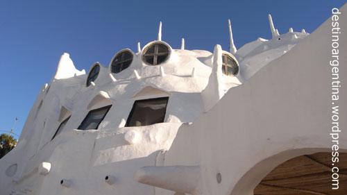 Die Casa Pueblo an der Punta Ballena Nahe Punta del Este in Uruguay