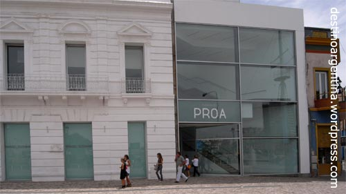 Fundacion PROA in La Boca Buenos Aires