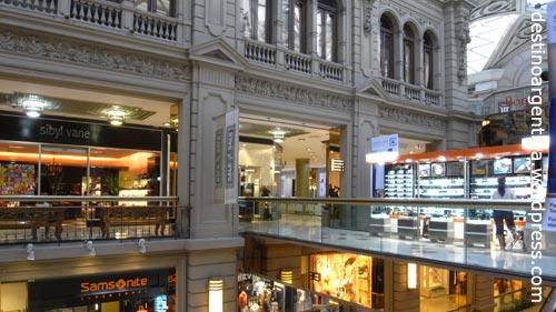 Galeria Pacifico in Retiro Buenos Aires