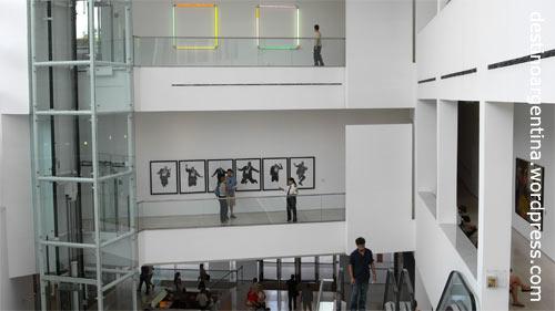 MALBA - Museum für Lateinamerikanische Kunst in Buenos Aires