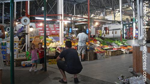 Mercado San Telmo in Buenos Aires