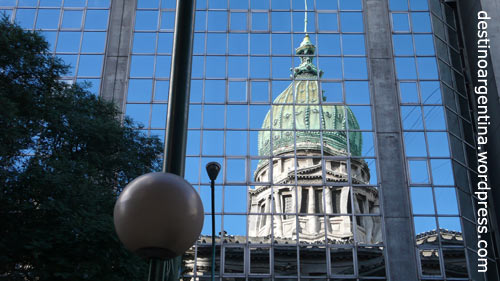 Palacio del Congreso de la Nación Argentina in Buenos Aires