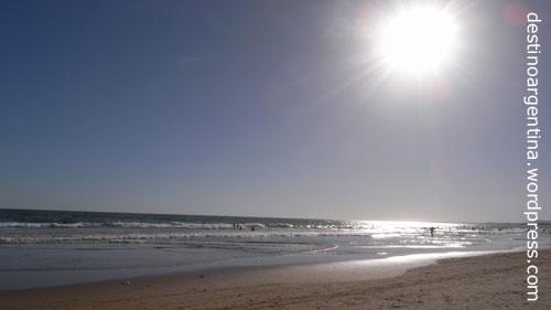 Playa Solana del Mar bei Punta del Este in Uruguay