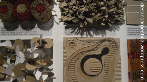 Studentische Industriedesign Ausstellung in Montevideo Subte