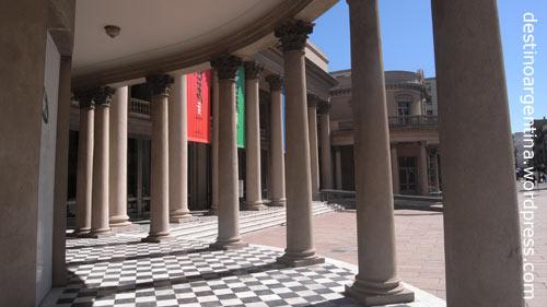 Teatro Solis in Montevideo, Uruguay