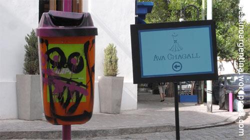 Urban Streetart in Palermo-Soho, Buenos Aires