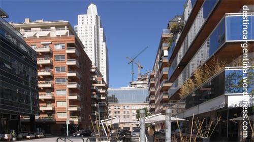 Wohnen im Hafenviertel Puerto Madero in Buenos Aires