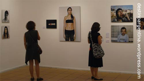 "Ausstellung ""Vidas sitiadas"" im Centro Cultural Borges in Buenos Aires"