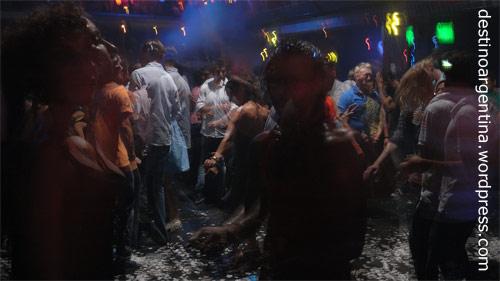 Partyreihe Club69 im Niceto Club in Palermo in Buenos Aires Argentinien