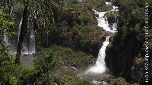 Salto Lanusse im Parque Nacional Iguazú in Argentinien